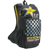 Mochila Fly Racing Jump Rockstar