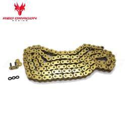 Corrente de Transmissão 520H x 116 Oring Gold Red Dragon