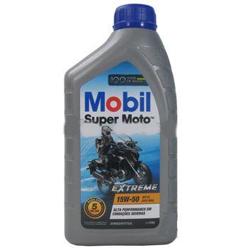 Óleo Mobil 4T 15W50 Extreme