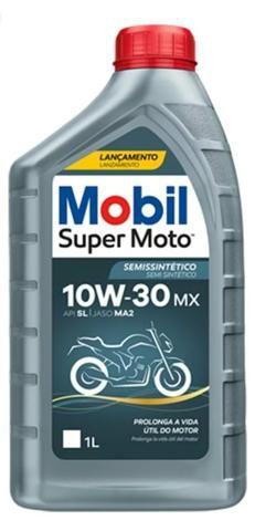 Óleo Mobil 4T 10w30 Semi-Sintético
