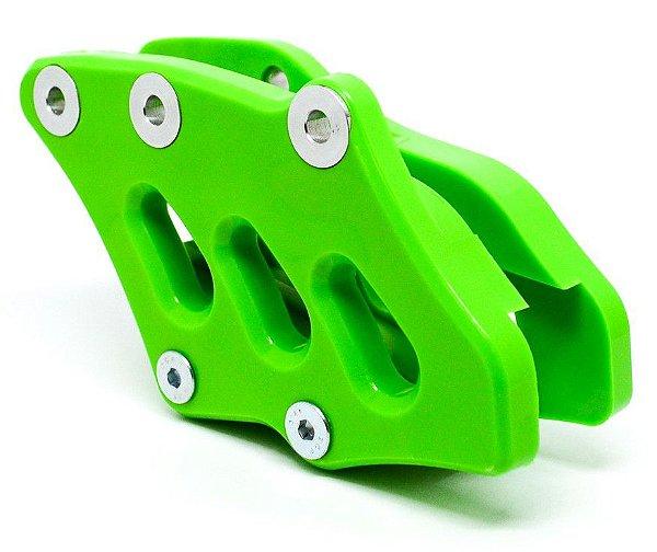 Guia Corrente Traseiro Plástico Kxf 250/450 06/08 e Klx 450 08/10