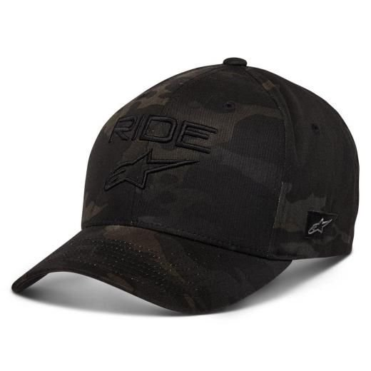 Boné Alpinestars Ride Multicam Hat