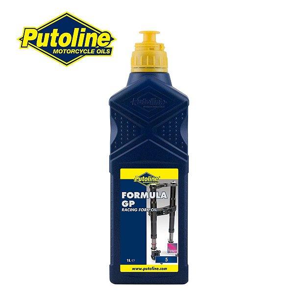 Óleo 100% Sintético Suspensão 5W Putoline 5W