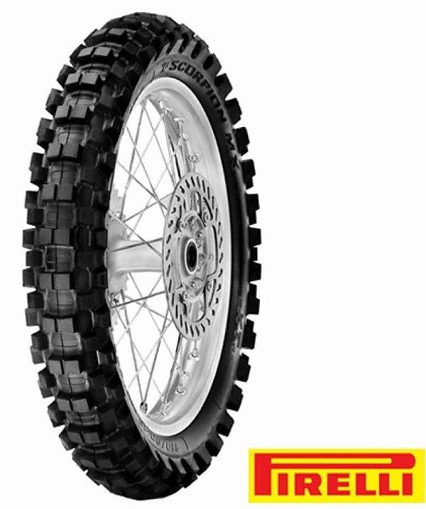 Pneu Pirelli Traseiro 110/100-18 Mid Soft XC