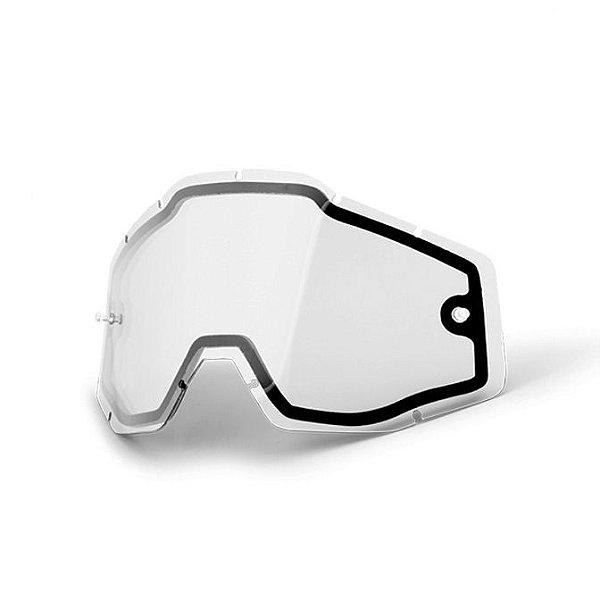 Lente Óculos 100% G1 Dupla Enduro