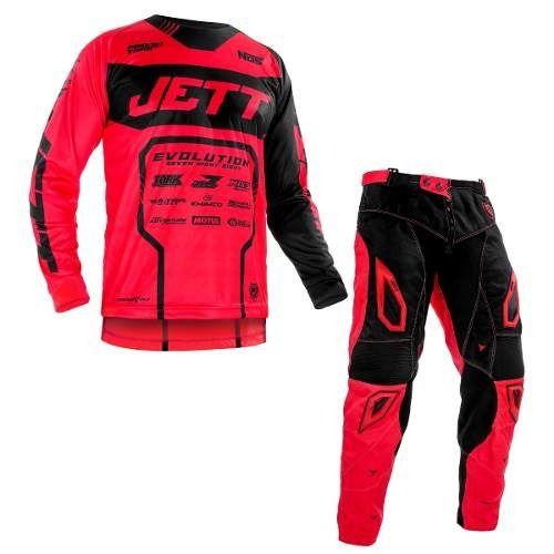 Conjunto Calça e Camisa Jett Evolution II