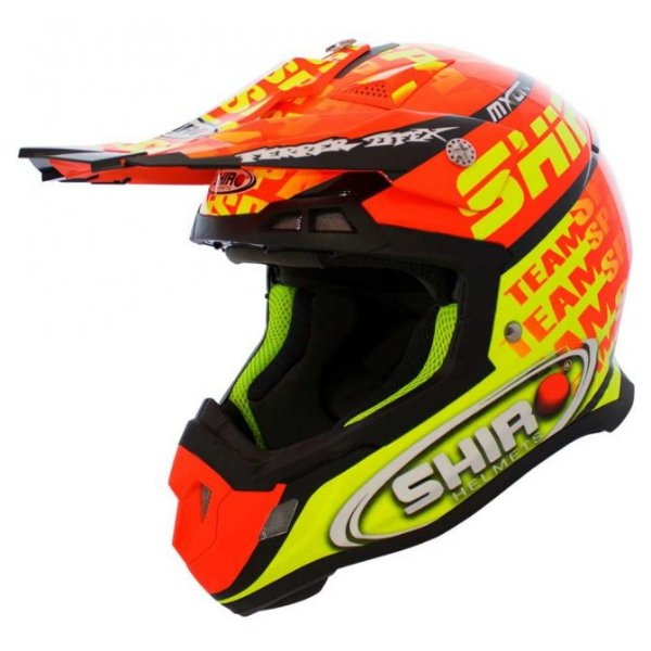 Capacete Shiro Carbono Mx-917 Mxon