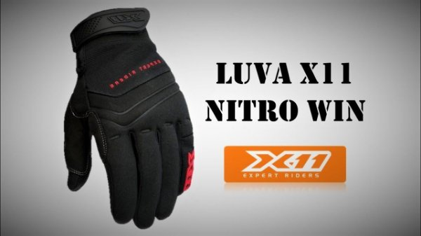 Luva Cross X11 Nitro Win