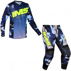 Conjunto Calça e Camisa IMS Army