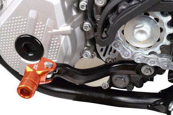 Pedal de Câmbio KTM 250/300 2T - 4T 250/350 17/20 Forjado