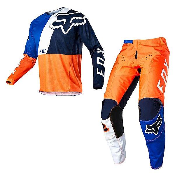 Conjunto Calça e Camisa Fox 180 Importado