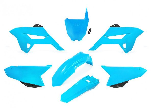 Kit de Plásticos R1de Crf 230