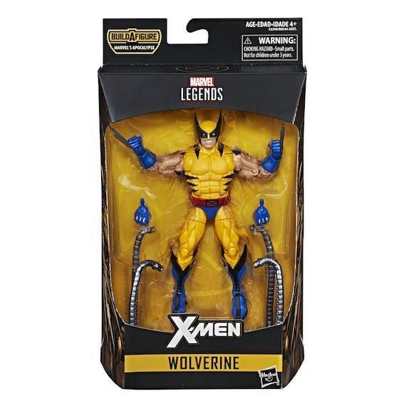 Wolverine Marvel Legends Apocalipse Series