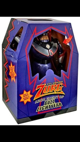 Zurg Disney Store Toy Sotry
