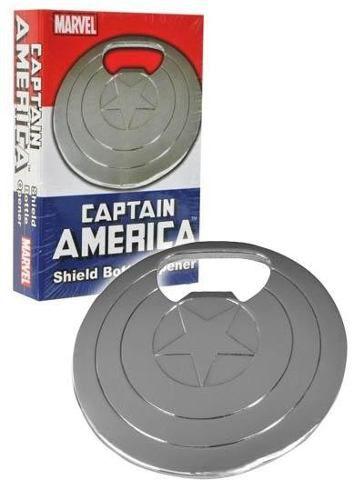 Escudo Do Capitão América - Abridor De Garrafas