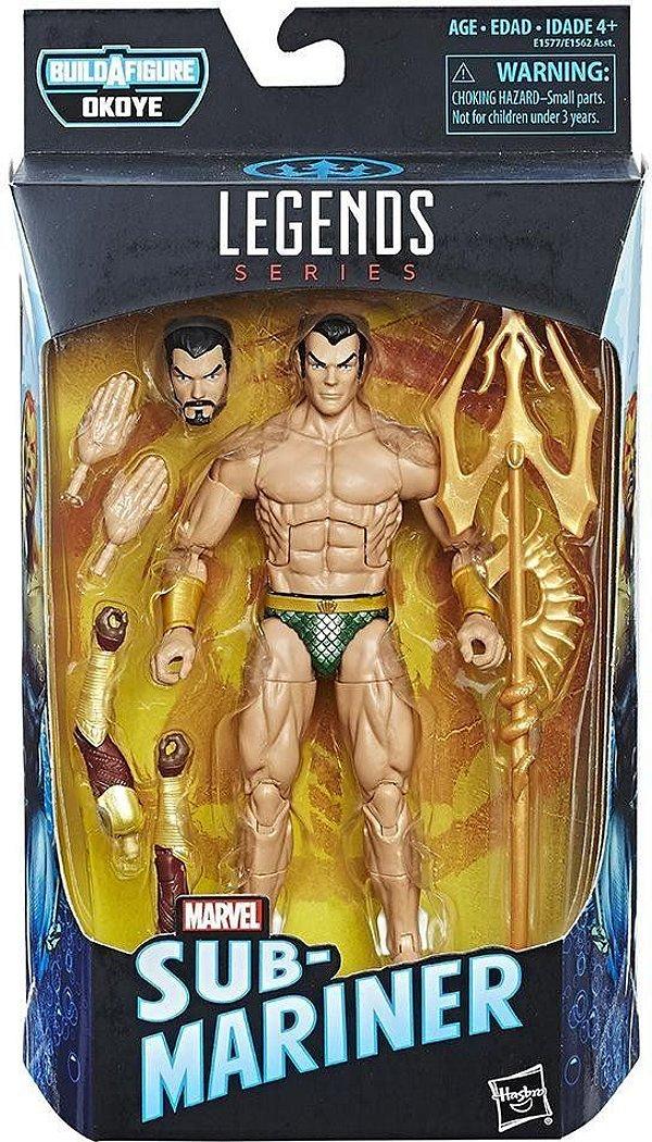 Marvel Legends Namor - Wave Okoye