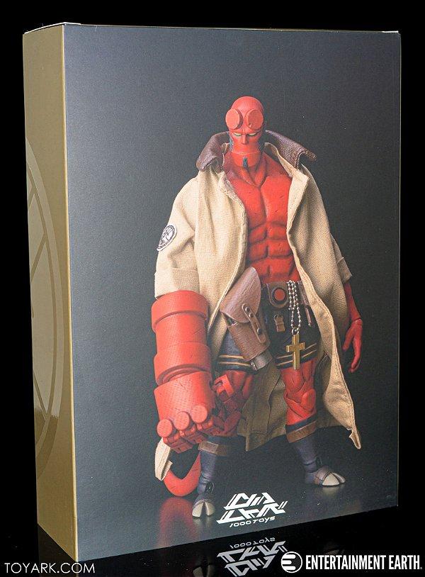 Hellboy 100Toys