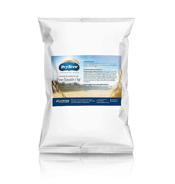 Extrato de Malte Dry Brew - 100% Malte Pilsen
