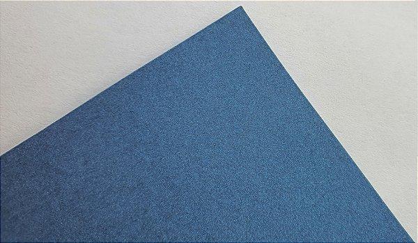 Papel perolado A4 colorido na massa liso Azul Navy 180g