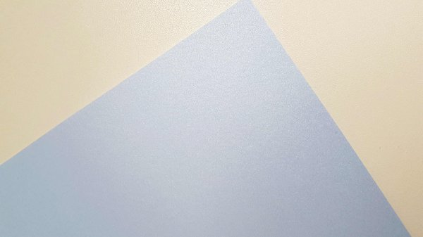 Papel perolado A4 Liso Azul - 120g