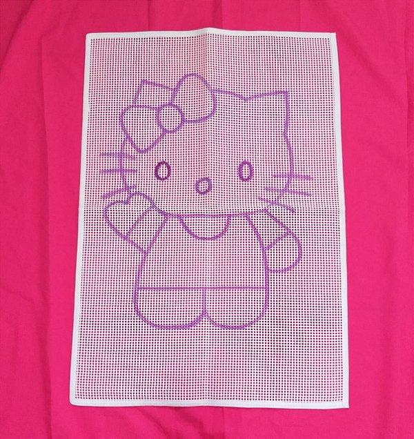 Hello Kitty  (Escolha o tamanho)