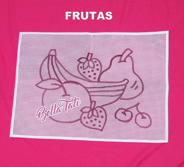 Frutas Diversas 50x70cm (escolha o desenho)