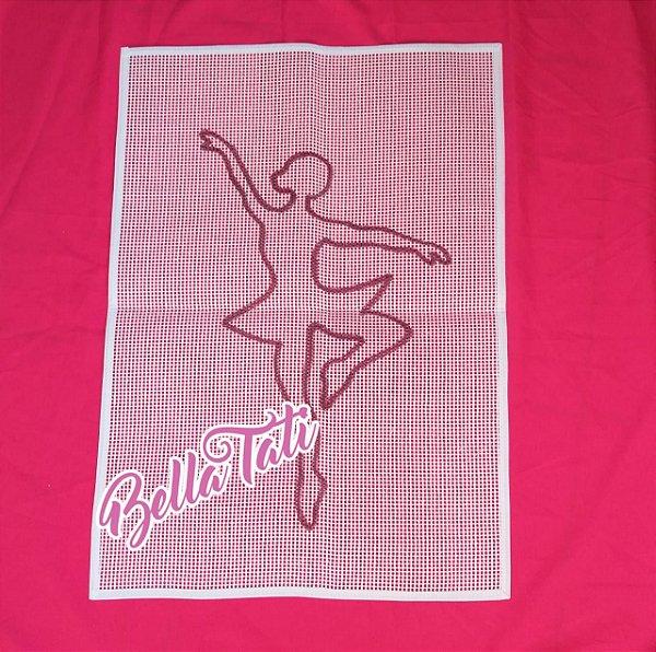 Bailarina (escolha o tamanho)