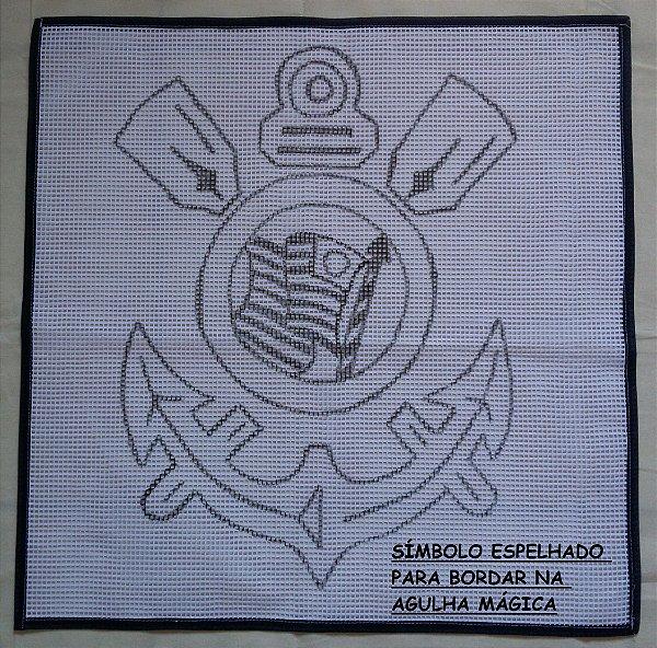 Corinthians 60x60cm