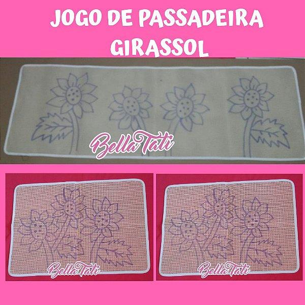 Jogo de Passadeira - ESCOLHA O DESENHO