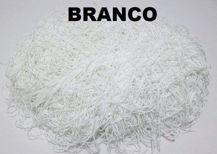 Tiras de Macarrão / Espaguete (escolha as cores)
