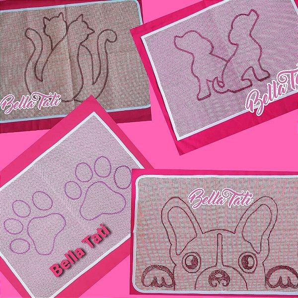 Gatinhos e Pet 50x70cm (escolha o desenho)