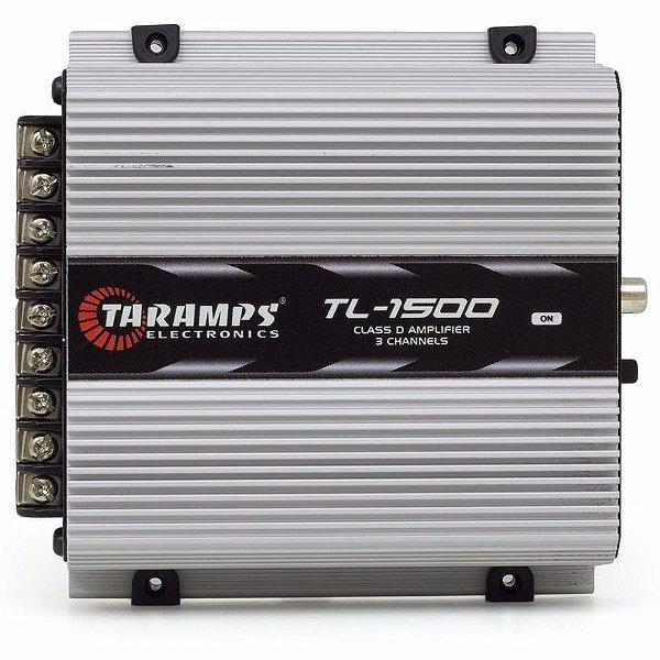 Modulo Amplificador Taramps Tl1500 390w 3 Canais Digital
