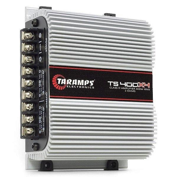 Modulo Amplificador Taramp's Ts400x4 400w Rms 4 Canais*