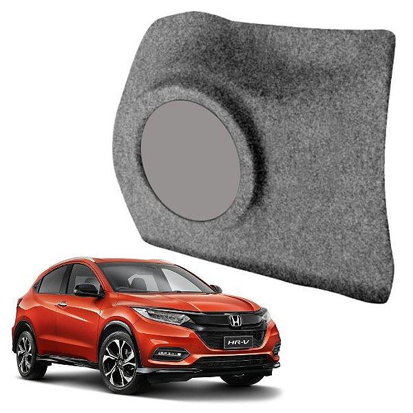 Caixa De Fibra Lateral Reforçada Honda Hrv  13 a 20 hrv