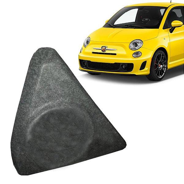 Caixa Lateral de Fibra Fiat 500 Lado Esquerdo *