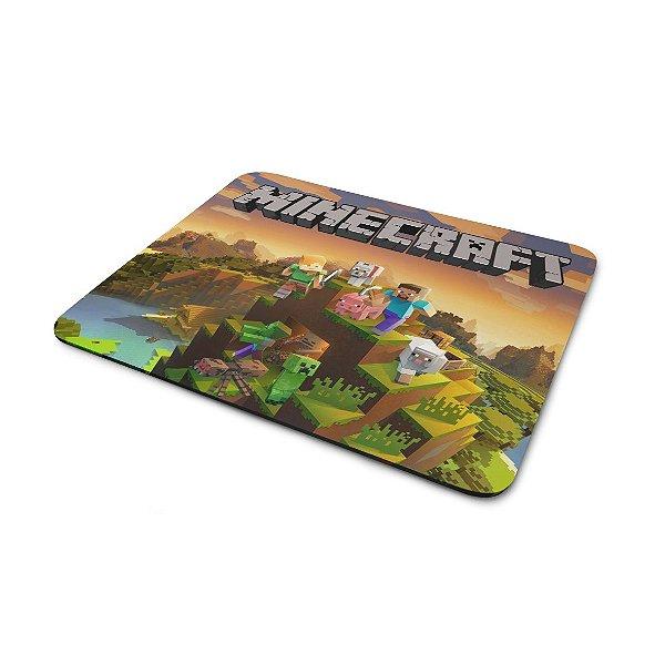 Mousepad Minecraft