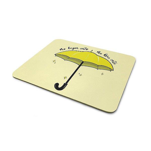 Mousepad How I Met Your Mother - Guarda-Chuva Amarelo