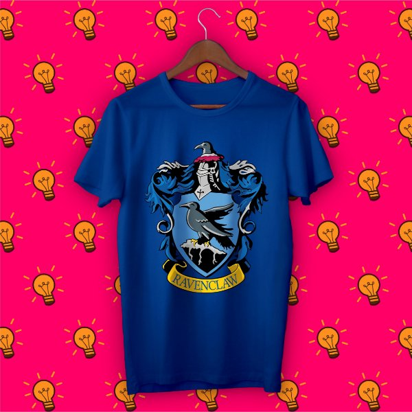 Camiseta Harry Potter - Corvinal