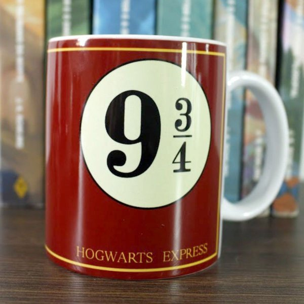 Caneca Harry Potter - 9 3/4