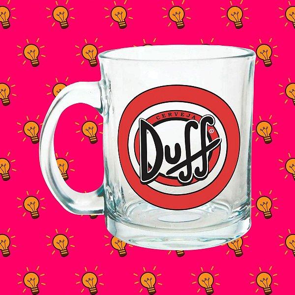 Caneca Os Simpsons - Cerveja Duff