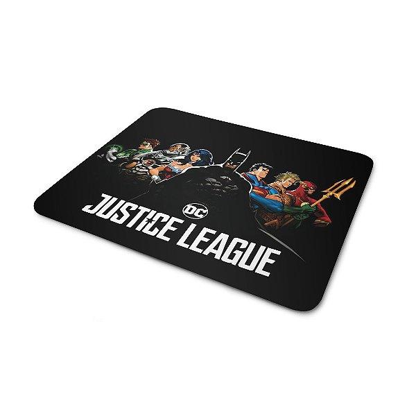 Mousepad Liga da Justiça
