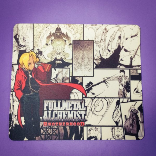 Mousepad Fullmetal Alchemist Brotherhood