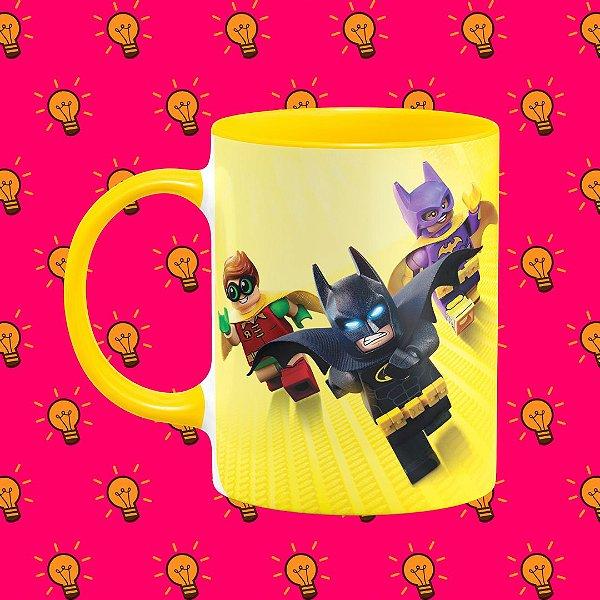 Caneca LEGO Batman: O Filme