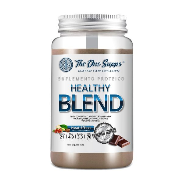 Healthy Blend® 454g Chocolate Trufado