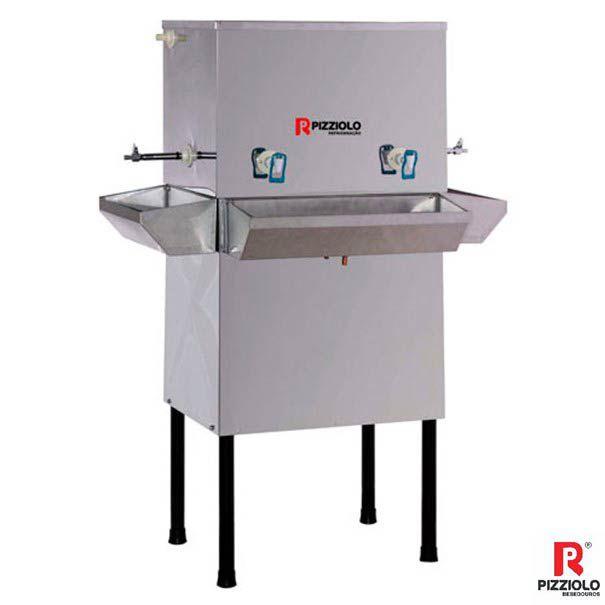 Bebedouro Industrial 200 litros Coluna em Inox P200C