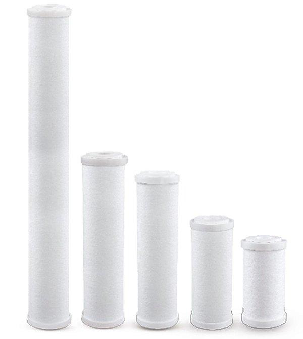Filtro de água para bebedouro Linha GAC (CARVÃO ATIVADO GRANULADO)