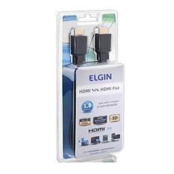 Cabo HDMI-HDMI Flat 1,80m