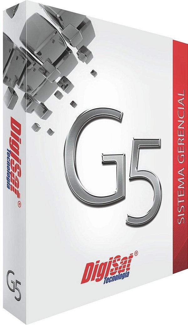 Sistema Gerencial G5 / Sistema para Informatizar micros e pequenas empresas de comércio