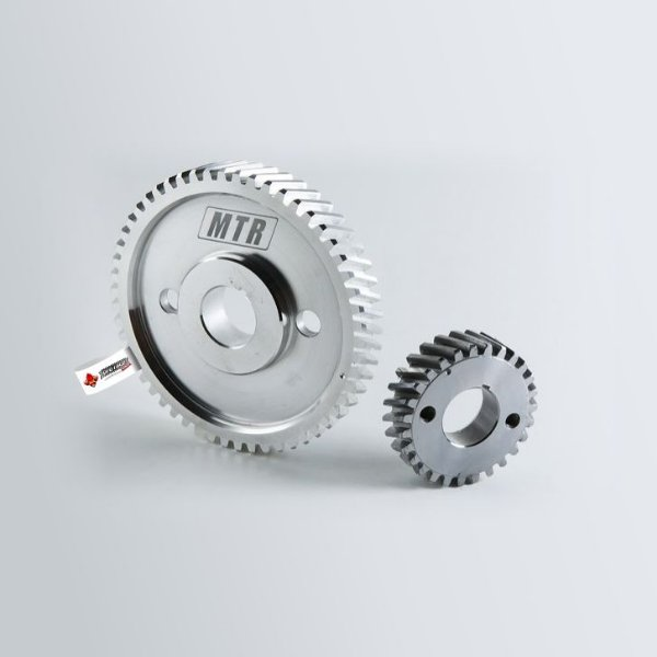 Conjunto de Engrenagem Fixa Comando e Virabrequim para motor de Opala