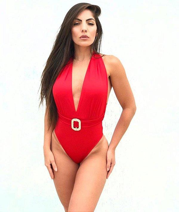 Body Ananda Premium Vermelho